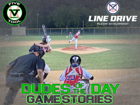 24 7 Line Drive Dudes of the Day/Game Stories: Five Tool South Texas Fall Showdown (Sunday, September 20)
