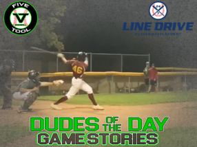 24 7 Line Drive Dudes of the Day/Game Stories: Five Tool Texas Wyoming Cheyenne Round Up (Friday, September 25-Saturday, September 26)