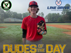 Carson Wagner, Dude of the Day, September 26, 2020