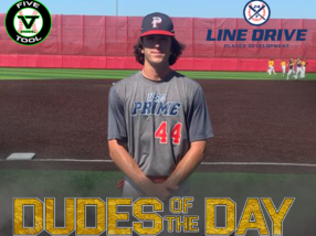 Cam Yuran, Dude of the Day, September 6, 2020