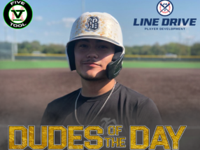 Zeke Velazquez, Dude of the Day, September 26, 2020