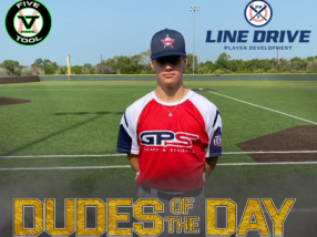 Ethan Roark, Dude of the Day, September 20, 2020