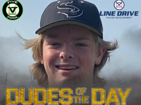 Chase Brickley, Dude of the Day, September 19, 2020