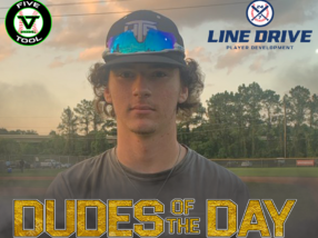 Clayten Mixon, Dude of the Day, September 27, 2020