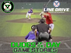 24 7 Line Drive Dudes of the Day/Game Stories: Five Tool Texas DFW Fall Opener (Saturday, September 19)