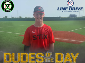 Parker Hutyra, Dude of the Day, September 12, 2020