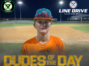 Brayden Welch, Dude of the Day, September 13, 2020