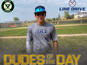 Aiden Pearlman, Dude of the Day, September 19, 2020