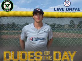 Zach Cook, Dude of the Day, September 20, 2020