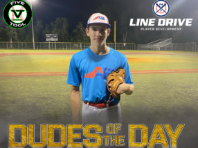 Kyle Yaege, Dude of the Day, September 27, 2020