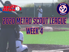 Recapping 2020 Metro Scout League Week 4