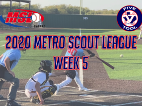 Recapping 2020 Metro Scout League Week 5