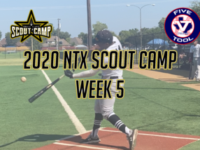 Recapping 2020 North Texas Scout Camp Week 5