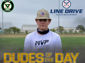 Garet Boehm, Dude of the Day, October 17, 2020