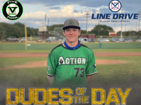 Bo Dinscore, Dude of the Day, October 4, 2020
