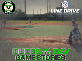 24 7 Line Drive Dudes of the Day/Game Stories: Five Tool Texas Houston Fall Classic (Friday, October 9-Saturday, October 10)