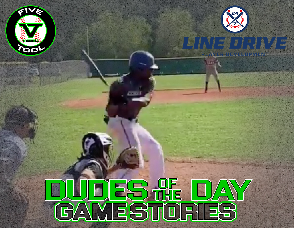 24 7 Line Drive Dudes of the Day/Game Stories: Five Tool Oklahoma Fall Classic (Friday, October 23-Saturday, October 24)