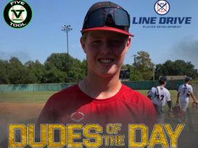 Parker Hutyra, Dude of the Day, October 11, 2020