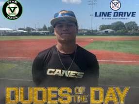 Joe Rodriguez, Dude of the Day, October 10, 2020