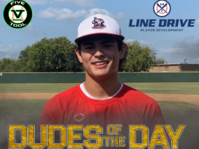 Lino Rodriguez, Dude of the Day, October 3, 2020