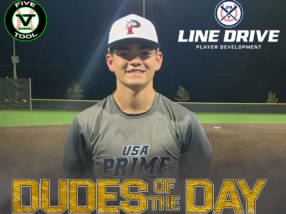 Logan LiVigni, Dude of the Day, October 3, 2020