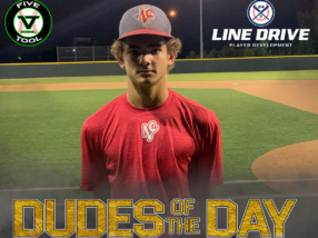 Jace Newkirk, Dude of the Day, October 24, 2020