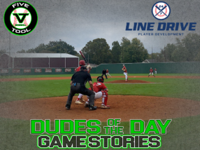 24 7 Line Drive Dudes of the Day/Game Stories: Five Tool Oklahoma Fall Classic (Sunday, October 18)