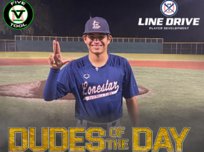 Nicodemus Ruedas, Dude of the Day, October 25, 2020