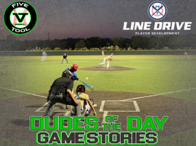 24 7 Line Drive Dudes of the Day/Game Stories: Five Tool South Texas Fall Finale (Sunday, October 18)