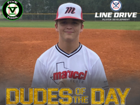 TK Morgan, Dude of the Day, October 25, 2020