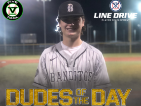Zane Adams, Dude of the Day, October 24, 2020