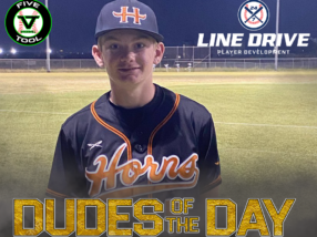 Jack Buerkle, Dude of the Day, October 3, 2020