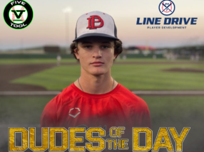 Cade Sorrell, Dude of the Day, October 10, 2020