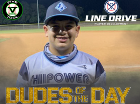 Jake Cazares, Dude of the Day, October 17, 2020