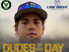 Austin Schwarz, Dude of the Day, October 10, 2020