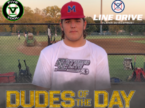 Hayden Bushyhead, Dude of the Day, October 17, 2020