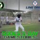 24 7 Line Drive Dudes of the Day/Game Stories: Five Tool South Texas Fall Finale (Saturday, October 17)