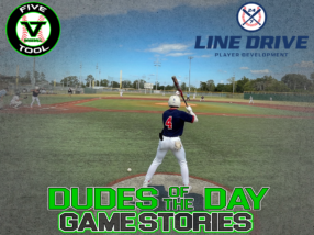 24 7 Line Drive Dudes of the Day/Game Stories: Bregman Cares Classic Powered by Five Tool (Saturday, November 21-Sunday November, 22)