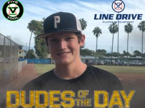 Zach Bender, Dude of the Day, November 13, 2020
