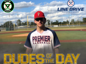 Cody Vern, Dude of the Day, November 21, 2020