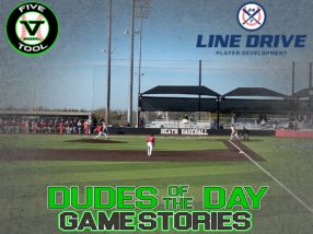 24 7 Line Drive Dudes of the Day/Game Stories: Five Tool Texas HS Pre-Season (Friday, January 15-Saturday, January 16)