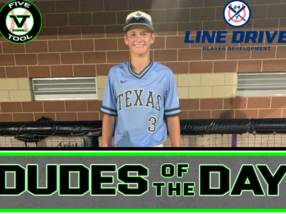 Colson Wood, Dude of the Day, May 28, 2021