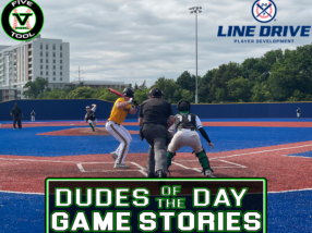 24 7 Line Drive Dudes of the Day/Game Stories: Five Tool Texas DFW Kickoff (Sunday, May 30)