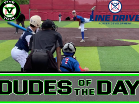 24 7 Line Drive Dudes of the Day/Game Stories: Five Tool Texas DFW Kickoff (Friday, May 28)