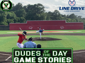 24 7 Line Drive Dudes of the Day/Game Stories: Five Tool Texas SHSU (Thursday, June 10)