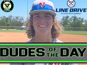 Austin Eaheart, Dude of the Day, June 10-11, 2021
