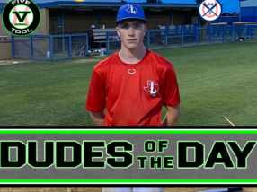 Lawson Peel, Dude of the Day, June 11-12, 2021