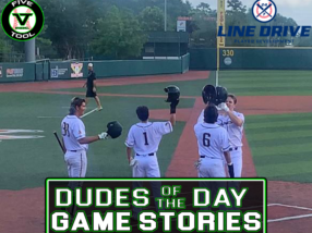 24 7 Line Drive Dudes of the Day/Game Stories: Five Tool SHSU (Friday, June 11)