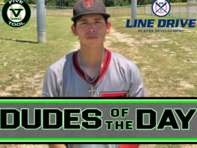 Dominic Cantu, Dude of the Day, June 11-12, 2021