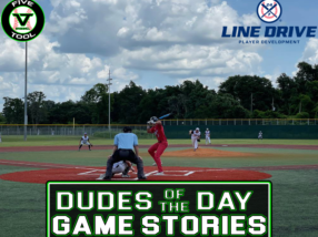 24 7 Line Drive Dudes of the Day/Game Stories: Five Tool Texas SHSU (Sunday, June 13)